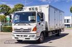 2014 Hino 500 Series 1124 FD Refrigerated