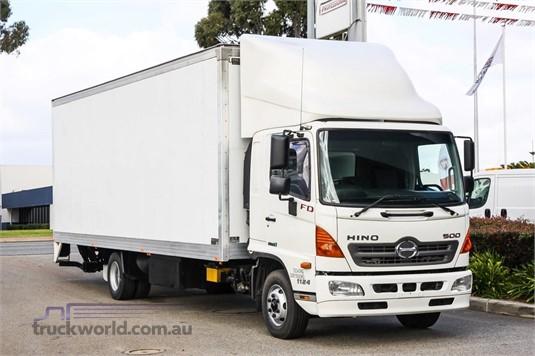 2013 Hino 500 Series 1124 FD - Trucks for Sale