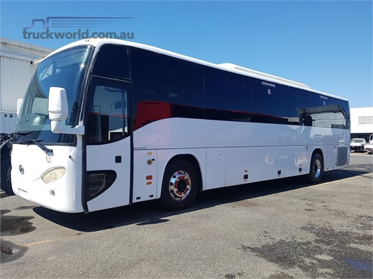 Higer - New & Used Bus Sales in Australia - TruckWorld