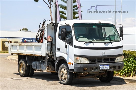 2006 Hino 300 Series 816 Trucks for Sale