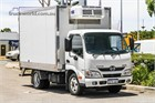 2013 Hino other Refrigerated