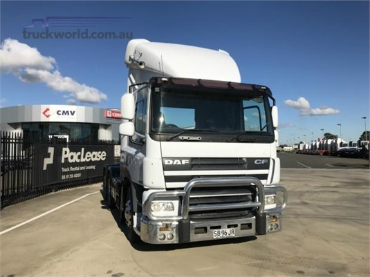 2010 DAF FTTCF85 - Trucks for Sale