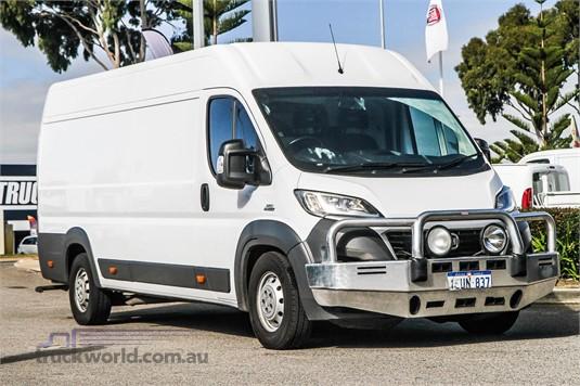 2015 Fiat Ducato - Truckworld.com.au - Light Commercial for Sale