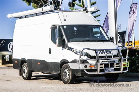 2016 Iveco Daily 35s17 - Light Commercial for Sale