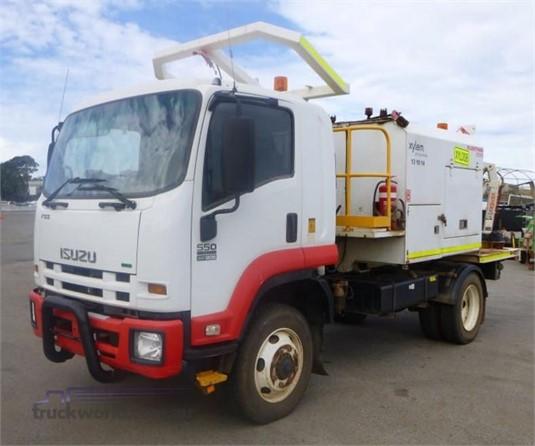 2014 Isuzu FSS 500 4x4 - Trucks for Sale