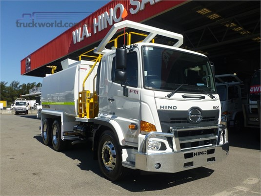 2019 Hino 500 Series 2628 FM - Trucks for Sale