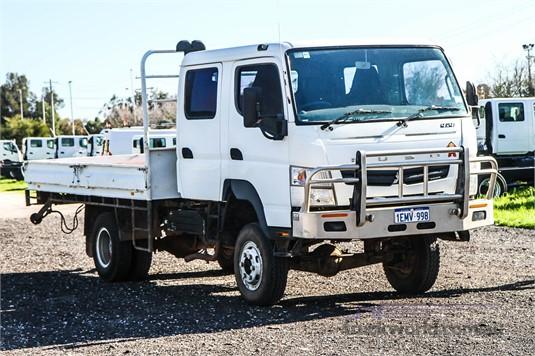 2012 Fuso Canter 715 Wide Crew WA Hino - Trucks for Sale