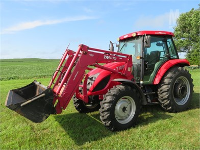 TYM Tractors Auction Results - 37 Listings | MarketBook bz