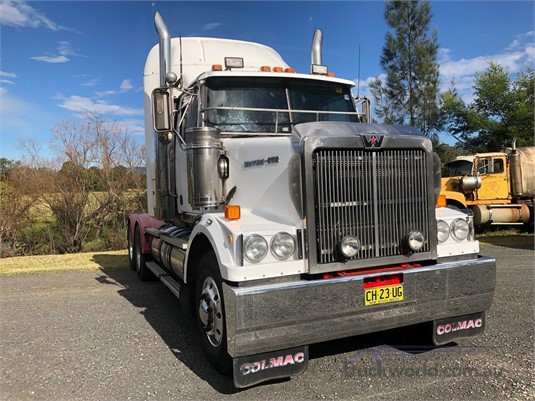 2007 Western Star 4800 Constellation - Trucks for Sale