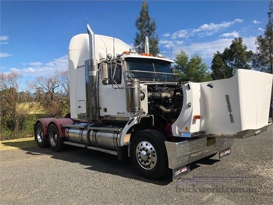 2007 Western Star 4800 Constellation Hills Truck Sales - Trucks for Sale