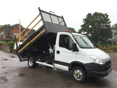 Used IVECO DAILY 50C15 Trucks for sale in the United Kingdom