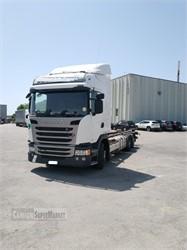 Scania G450  Uzywany