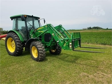 JOHN DEERE 6115D For Sale - 53 Listings   TractorHouse com - Page 1 of 3