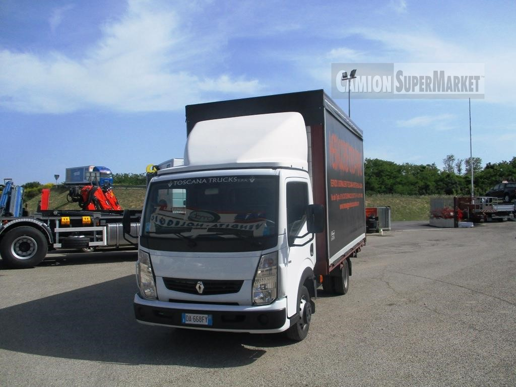 Renault MAXITY 130.35 used