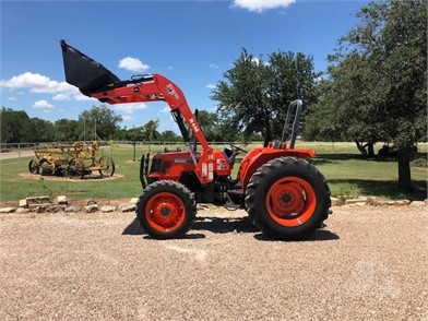 KUBOTA M6800 For Sale - 9 Listings | TractorHouse com - Page 1 of 1