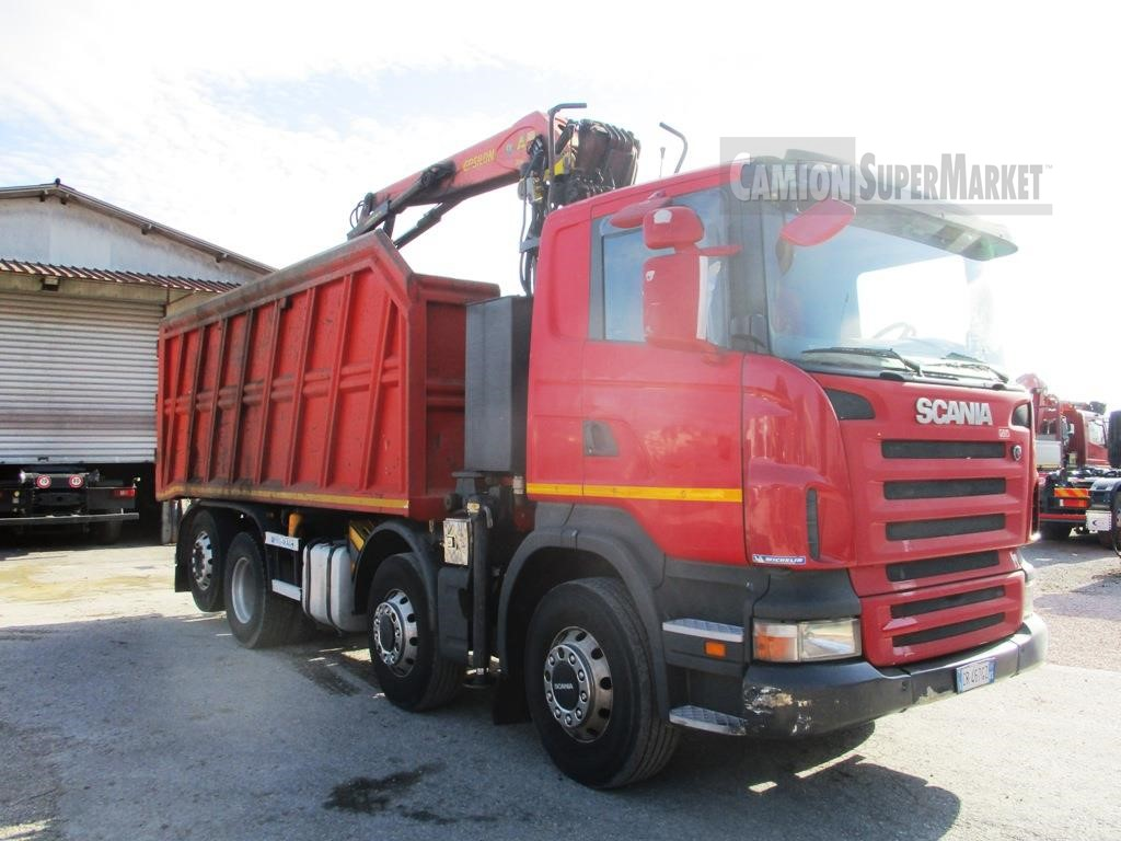 Scania R470 used 2005