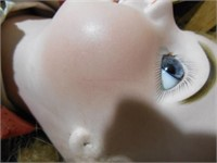 "26"" Bisque Socket-Head doll"