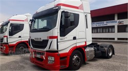 Iveco Stralis 480  used