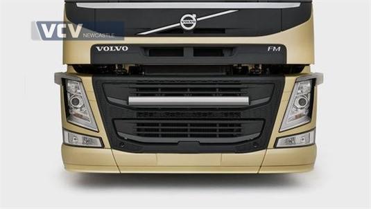 Volvo FM13 4x2 Tractor Rear Suspension