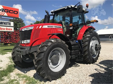 MASSEY-FERGUSON 7724 For Sale - 4 Listings | TractorHouse