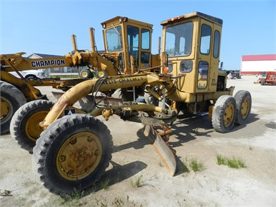 ALLIS-CHALMERS Motor Graders For Sale - 6 Listings