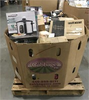 Pallet Auction - Amazon Returns - ONLINE ONLY