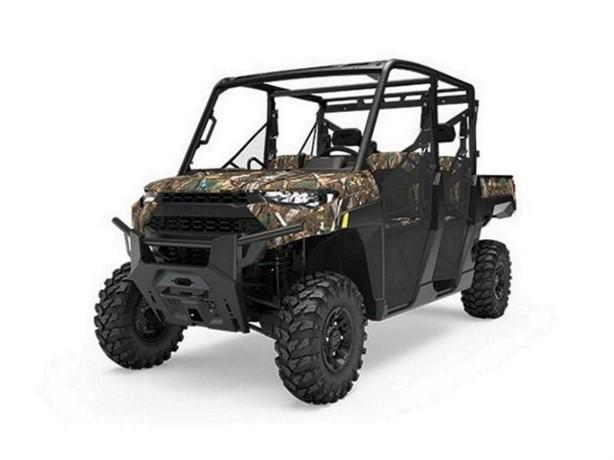 POLARIS RANGER CREW Utility Vehicles For Sale - 189 Listings
