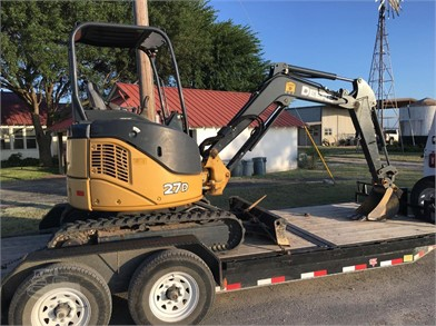 DEERE 27D For Sale - 47 Listings   MachineryTrader com - Page 1 of 2