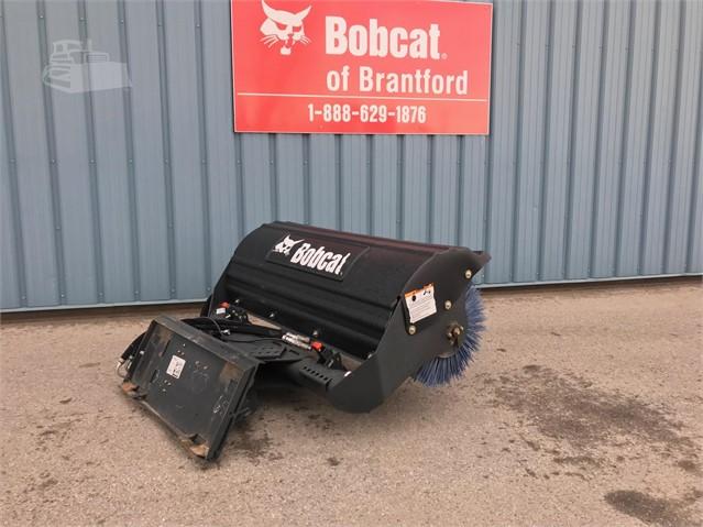 Bobcat Of Brantford >> 2017 Bobcat Sweeper For Sale In Brantford Ontario Canada
