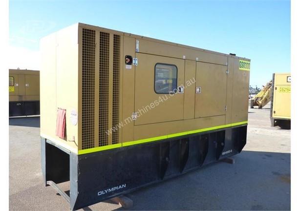 OLYMPIAN GEH220 Generators For Sale - 2 Listings