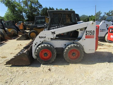 BOBCAT S150 For Sale - 27 Listings | MachineryTrader com - Page 1 of 2