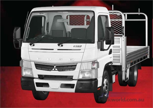 New Fuso Canter Trucks For Sale in NSW, Specifications and