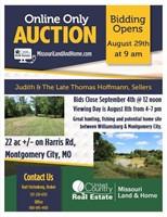 Montgomery County Recreational Land