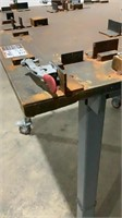 Custom Rolling Jig Table-