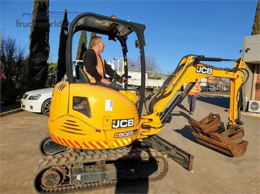 2012 Jcb 8025 ZTS Heavy Machinery for Sale