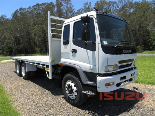 2005 Isuzu FVY1400 Used Isuzu Trucks - Trucks for Sale