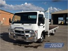 2013 Fuso Canter 515 Wide AMT Table / Tray Top