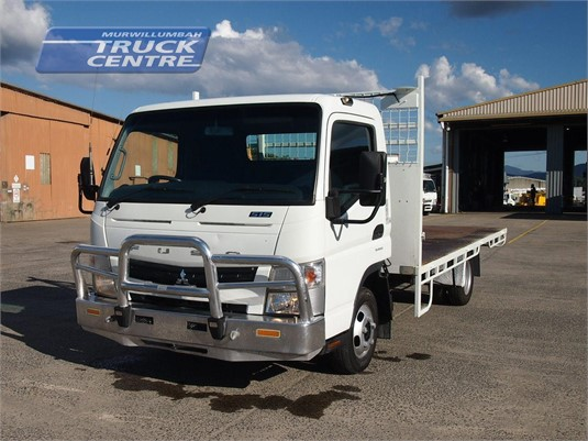 2013 Fuso Canter 515 Wide AMT Murwillumbah Truck Centre - Trucks for Sale