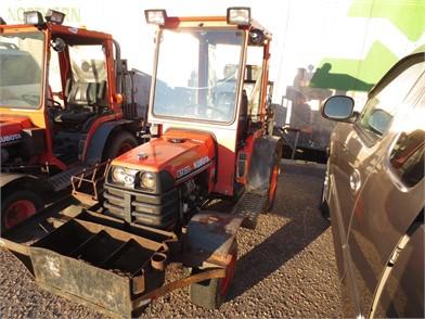 KUBOTA Tractors Online Auctions - 27 Listings | AuctionTime
