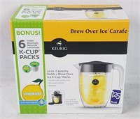 Keurig Brew Over Ice Carafen New In Box