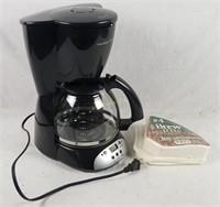 Hamilton Beach 12 Cup Coffee Maker & Filters