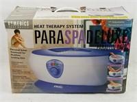 Homedics Heat Therapy Paraspa Deluxe Paraffin Bath