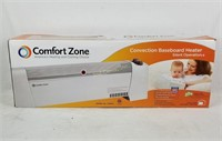 Comfort Zone Convection Baseboard Heater Cz600