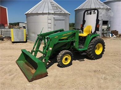 JOHN DEERE 4310 For Sale - 21 Listings | TractorHouse com - Page 1 of 1