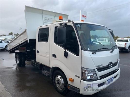 2013 Hino 300 Series 816 Crew Auto South West Isuzu - Trucks for Sale