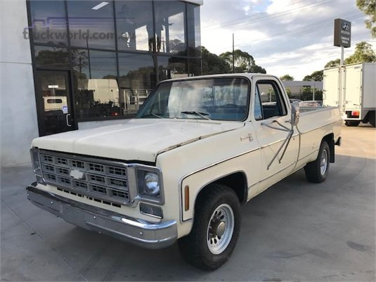 1978 Chevrolet Silverado Adelaide Quality Trucks - Light Commercial for Sale