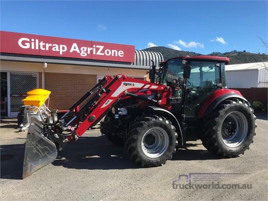2015 Case Ih Farmall 105C - Farm Machinery for Sale
