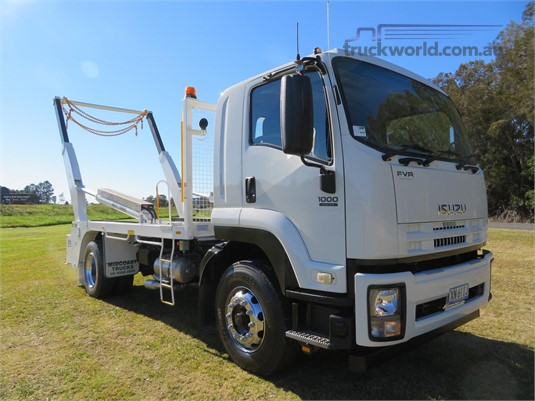 2014 Isuzu FVR1000 - Trucks for Sale