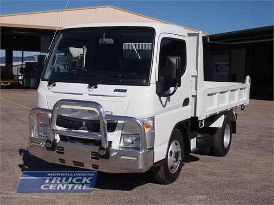 2019 Fuso Canter 615 Murwillumbah Truck Centre - Trucks for Sale