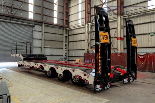 2019 FWR 3x4 Deck Widener - Trailers for Sale